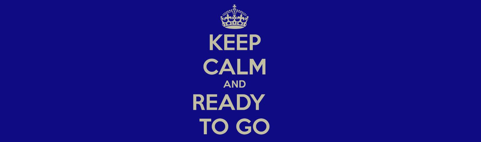 Przyśpieszamy #ReadyToGo