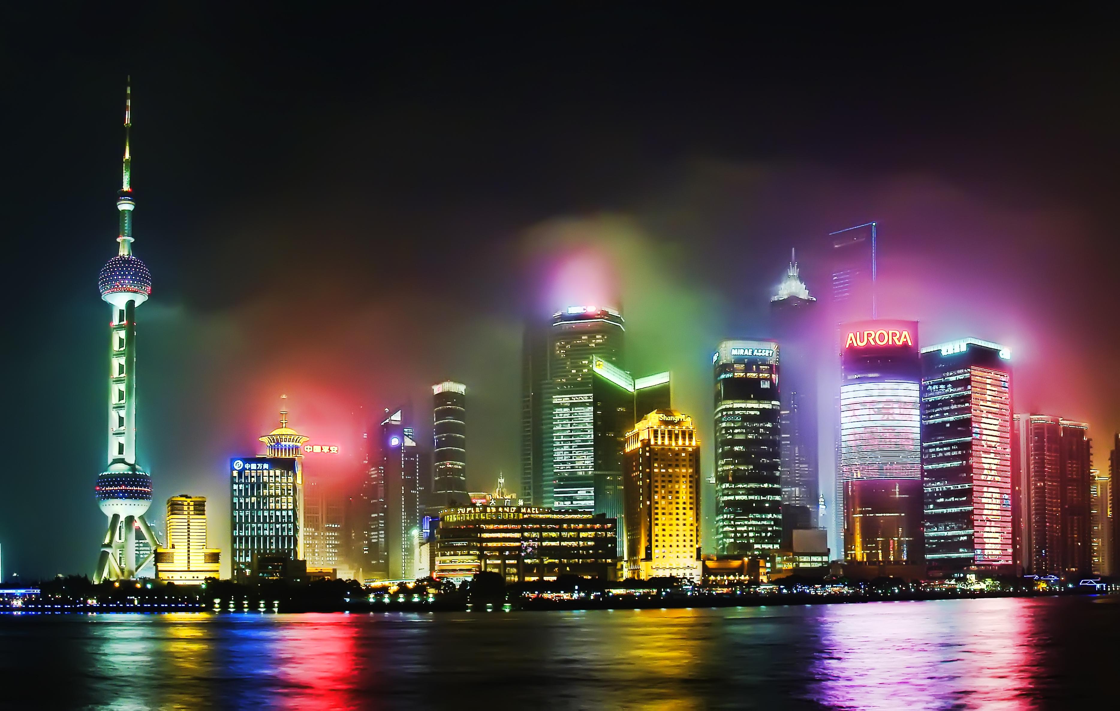 Shanghaj i start-upy w Chinach